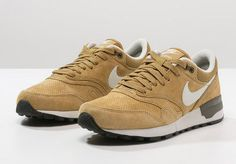 Nike Sportswear AIR ODYSSEY Baskets basses golden tan/light bone/iron prix Baskets Homme Zalando 100.00 €