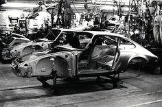 Birth of a 911 Porsche.