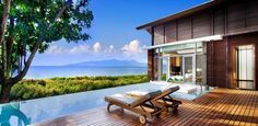 W Retreat resort, Samui island, Thailand