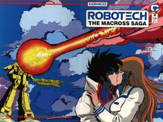Robotech - The Macross Saga - Issue 36 - Cover