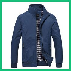 Cheap jacket and coat, Buy Quality jacket distributor directly from China coat vs jacket Suppliers: New 2017 Jacket Men Fashion Casual Loose Mens Jacket Sportswear Bomber Jacket Mens jackets and Coats Plus Size M- Stylish Jackets, Mens Casual Jackets, Fashion Night, Men Fashion, Jackets Fashion, Trendy Fashion, Style Fashion, Fashion Brand, Fashion Terms