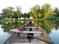 Paddeln, campen in der Wildnis und Lagerfeuerromantik!