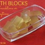 Broth Blocks for Snacktime or Sleepytime | RealFoodCarolyn