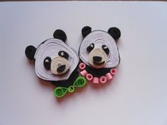 Quilling Animals, Paper Quilling, Teddy Bears, Origami, Magnets, Internet, Cards, Card Stock, Quilling