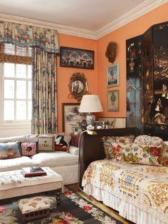 Beautiful Interiors Mario Buatta On Pinterest Mario