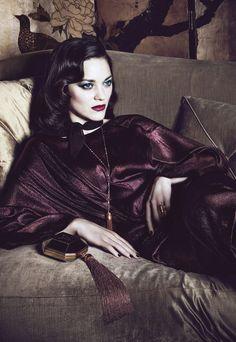 Marion Cotillard for Interview Magazine - March 2014