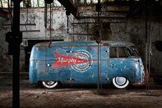 VW Transporter by Steve Sharp