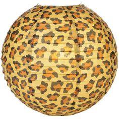 14 Chinese Japanese Paper Lantern Safari Cheetah Print Home Party Decor NEW Cheetah Birthday, Cheetah Party, Japanese Paper Lanterns, Chinese Lanterns, Safari, Patio String Lights, Novelty Lighting, Vintage Lanterns, Party Table Decorations