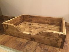 HAND-MADE-SOLID-WOODEN-DOG-BEDS-ALL-SIZES