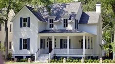 Mama Crovatt's House - R.N. Black Associates, Inc.   Southern Living House Plans