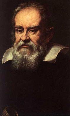 Galileo Galilei   Astrónomo, filósofo, matemático y físico italiano. Nació el 15 de febrero de 1564 y falleció el  8 de enero de 1642.