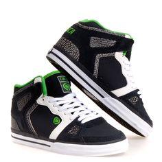 C1rca 99 Vulc Men's Skate Shoes: Grey 9