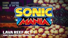 Sonic Mania releases August Here's the first in a series of soundtrack releases for the game. Hedgehog Art, Sonic The Hedgehog, Sonic Mania, Video Game Music, Soundtrack, Acting, Youtube, Universe, Cosmos
