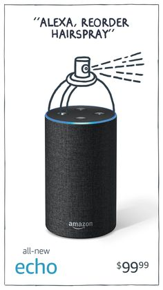 Echo is an Alexa-enabled speaker you control with your voice. Now you can use Echo to play music, read news, play games, and more. Good Song Quotes, Top 40 Music, Music Mood, Hairspray, Read News, Simple Art, Sport, Amazon Echo, Secret Santa