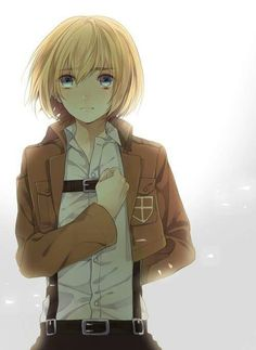 I'm sorry for all of the Armin... he is just my baby genius :3