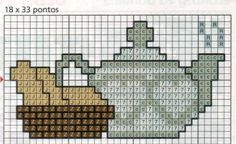 O que você procura? Sewing Projects For Kids, C2c, Cross Stitch Patterns, Stitching Patterns, Cross Stitching, Animal Crossing, Cross Stitch Kitchen, Embroidery Ideas, Simple Cross Stitch