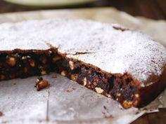 Chocoladetaart met hazelnoten - Libelle Lekker!