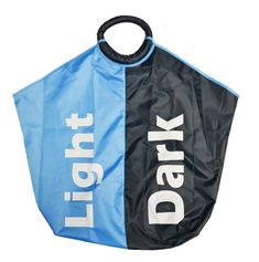 Light & Dark Divided Laundry Bag