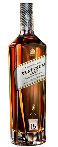 Johnnie Walker platinum-label. A little sweet and silky smooth. Tasty