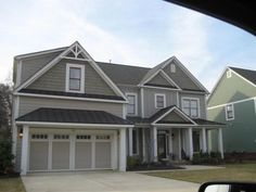 Best Gray Exterior House Colors Painting Home Design