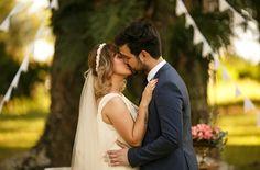 Casamento Diy: Bruna & Deco http://www.blogdocasamento.com.br/casamento-diy-bruna-deco/