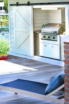 Patio Ideas. Patio Design Ideas. #Patio #Deck #BBQArea