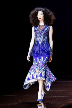 Mercedes-Benz China Fashion Week S/S 2016 Collection - Day 5