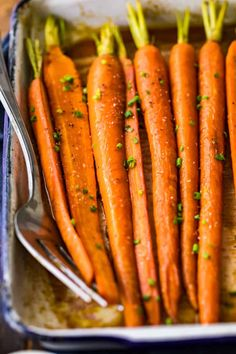 Baked Carrots, Roasted Carrots, Thanksgiving Platter, Thanksgiving Side Dishes, Carrot Recipes, Healthy Recipes, Lunch Recipes, Yummy Recipes