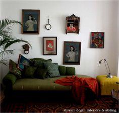 <3  Room designed by Shivani Dogra.