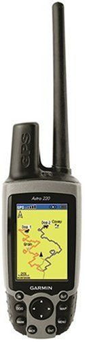 Garmin Astro 220 Dog Tracking 2.6-Inch Portable GPS Navigator by Garmin. $417.94. Amazon.com                This is a refurbished GPS. Refurbished generally means that the unit has been returned to the manufacturer, who brings the navigator back to like new conditions. Some GPS may contain cosmetic blemishes. The Garmin Astro 220 Handheld GPS Dog Tracking Device lets hunters and sportsmen spend their time looking for game, rather than looking for their dog. This unique dog track...