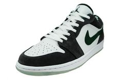 promo code 0b238 3e86f Air Jordan 1 Low North Side- Light Graphite - White Dark Forest  98