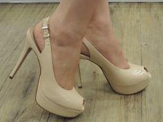 #peep toe #moda #fashion #shoes #maurikatu #brazil #loucosesantos
