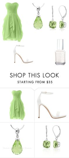 """""""Untitled #15"""" by cecilie-smukke ❤ liked on Polyvore featuring beauty, Zara, Belk & Co. and Essie"""