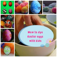 6f9192282fb 7 ιδέες για να βάψεις τα Πασχαλινά αυγά μαζί με τα παιδιά. Despina's studio