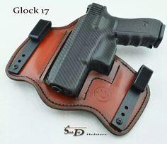 Left hand iwb stitchdex holster