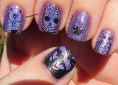 Southern Sister Polish: Halloween is almost here!