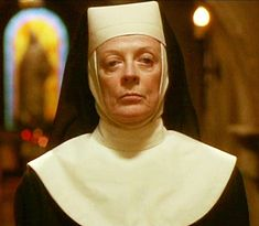 actress maggie smith films | Maggie Smith in Sister Act, 1992