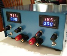 A variable power supply is one of the most important pieces of equipment to have on the electronics workbench. It's only a matter of time before the voltage or current required in a circuit isn't practical for battery power.Bench-top variable power supplies available today are typically transformer-fed linear voltage regulators which are both simple and inexpensive to manufacture. However these supplies are also large, heavy, and inefficient for most of their output voltage range. Many…