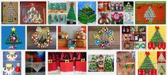 Atividades de Natal com Reciclados