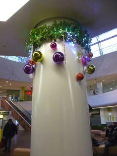 Resultado de imagen para Weihnachtsdekoration Einkaufszentren