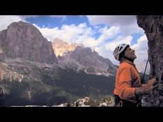 A Day with Fred Beckey in the Dolomites - this totally made me cry. But I'm a sap like that. Fred = hero.