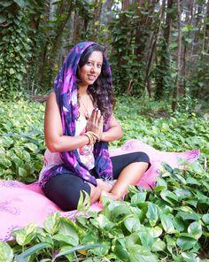 Suki Eleuterio, writer, yoga teacher, and inspirational speaker