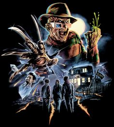 Fright-Rags just dropped this Freddy's Dead: The Final Nightmare tee, which is available for 24 hours only. Designed by Justin Osbourn, it's available in unisex and girls shirts for $18 a piece.
