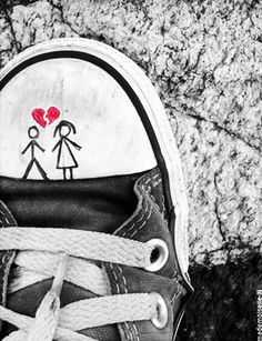 #emo #emo art #broken heart #emo love
