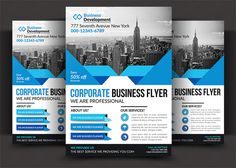 Corporate Flyer  @creativework247