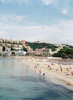 Santa Ponca beach, Mallorca