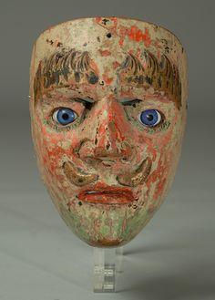 Cristiano Mask | Colonial Arts