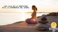Más allá de la meditación está la experiencia del ahora.  reikibarcelona.bio