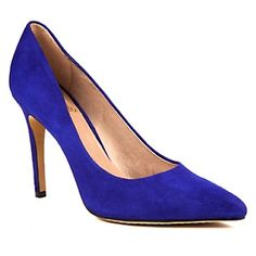 """Vince Camuto """"Kain 2"""" Pointed Toe Suede Pump at HSN.com. These will look great with my new dress from Zara Pump Shoes, Shoe Boots, Suede Pumps, Girls Best Friend, Vince Camuto, New Dress, Christian Louboutin, Autumn Fashion, Zara"""