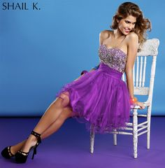 Shop for Shail K prom dresses and evening gowns at PromGirl. Short cocktail dresses, sequin prom dresses and sexy pageant gowns by Shail K. Homecoming Dresses 2014, Sequin Prom Dresses, Designer Prom Dresses, Tulle Prom Dress, Prom Dresses Online, Prom 2014, Grad Dresses, Pretty Little Dress, Little Dresses